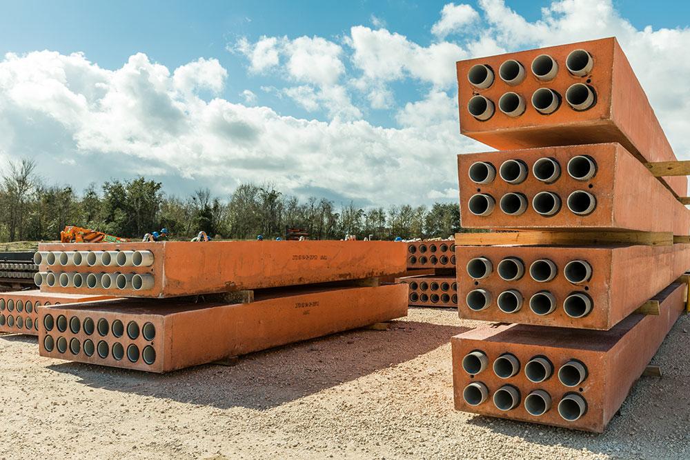 Industrial Concrete Precast Duct Banks Alfred Miller